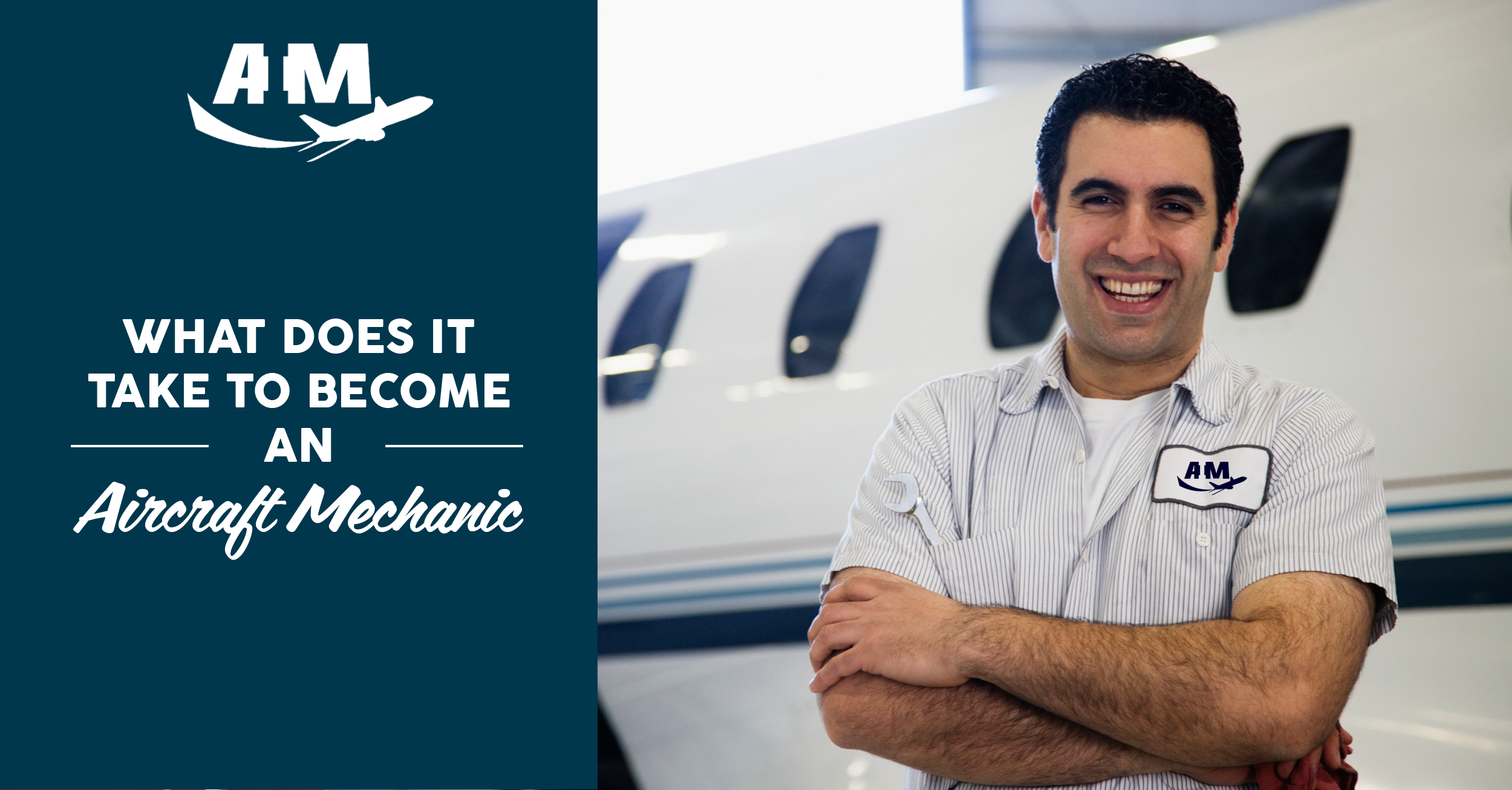 What Does It Take to Become an Aircraft Mechanic | AIM
